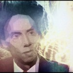 Illustration of Malcolm Gladwell by Surian Soosay